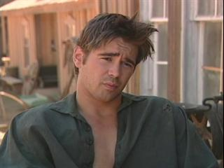 American Outlaws Colin Farrell-on The Story
