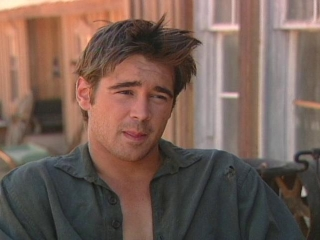 American Outlaws Colin Farrell-on The Film
