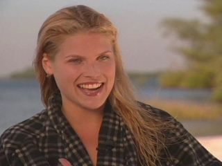 American Outlaws Ali Larter-on Training For The Film