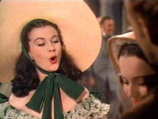 Gone With The Wind Scene Runnin Into Melanie