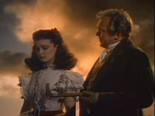 Gone With The Wind Scene Land Is The Only Thing That Lasts