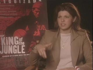 King Of The Jungle Soundbite Marisa Tomei