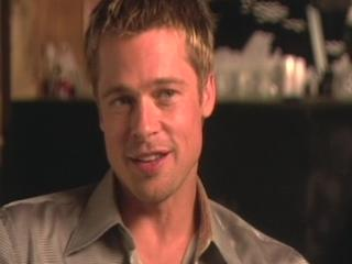 Oceans 11 Brad Pitt-on The Movie And Off The Set