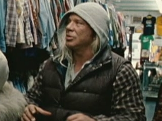 The Wrestler: Thrift Shop