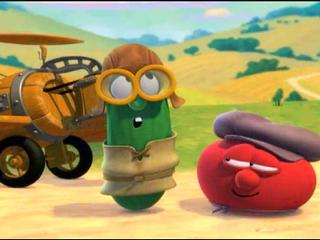 Veggietales Abe And The Amazing Promise