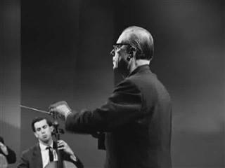 Karl Bohm Rehearsal And Performance