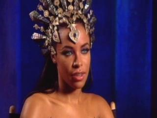 Aaliyah queen of the damned movie are not