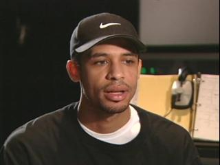 QUEEN OF THE DAMNED, THE-RASHAD HAUGHTON: ON HE HOPES AALIYAH FANS WILL TAKE AWAY FROM THE FILM