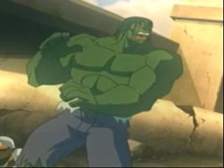 Hulk Vs Scene 5 Thor