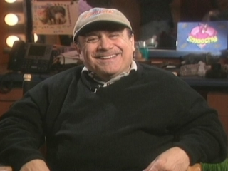 DEATH TO SMOOCHY: DANNY DEVITO-ON DIRECTING AND ACTING
