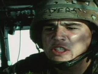BLACK HAWK DOWN SCENE SHOOT BACK