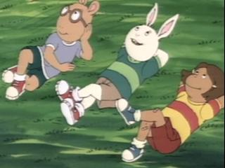 Arthur: Arthur's Great Summer