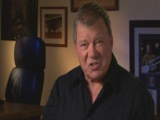 groom lake william shatner interview clip 2009 video