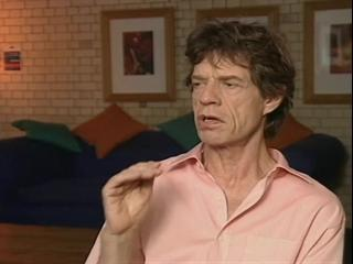 ENIGMA SOUNDBITE: MICK JAGGER WHY MICHAEL APTED