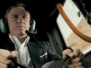 Quantum Of Solace Exclusive Clip