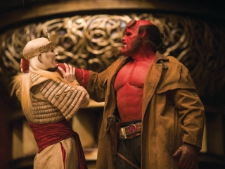 Hellboy 2 The Golden Army Uk