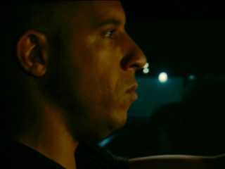 Fast & Furious: A Racer's Car Falls Off A Bridge Just Missing Brian's Car