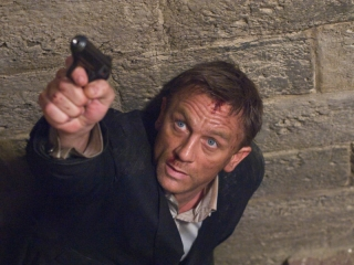 Quantum Of Solace Uk