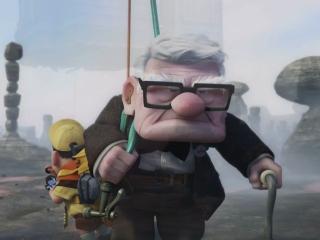 Pixar S First Three D Movie