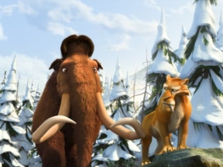Ice Age 3 Dawn Of The Dinosaurs Uk - Ice Age Dawn of the Dinosaurs Ice Age 3 - Flixster Video