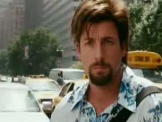 You Dont Mess With The Zohan Uk