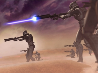 Star Wars The Clone Wars Uk
