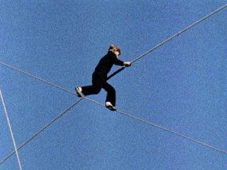 MAN ON WIRE (UK)