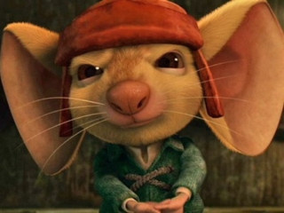 The Tale Of Despereaux Uk