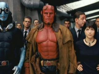 HELLBOY 2: THE GOLDEN ARMY (GERMAN)