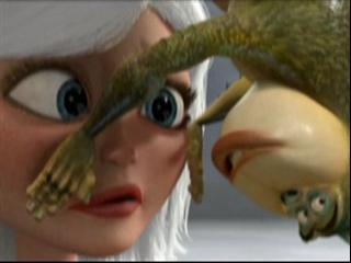 Monsters Vs Aliens Rare Female Monster