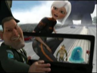 Monsters Vs Aliens We Are Here To Destroy You