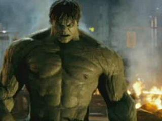 THE INCREDIBLE HULK (GERMAN)