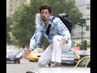 YOU DON'T MESS WITH THE ZOHAN (GERMAN)