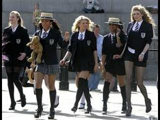St Trinians German
