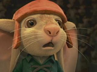 THE TALE OF DESPEREAUX (GERMAN)