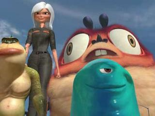 Monsters Vs Aliens German