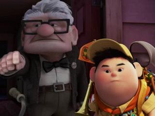 Up Featurette Unlikely Heroes