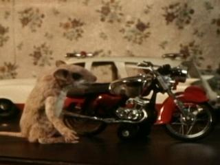 mouse motorcycle mouse rebel