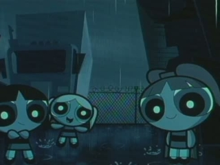 Powerpuff Girls Scene Youre No Monster