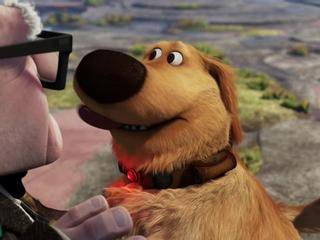 Up Featurette Inside Up Dug The Talking Dog