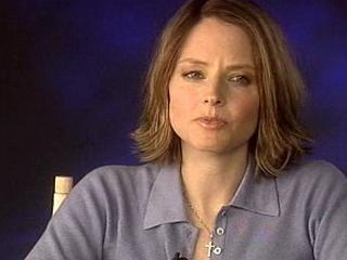 The Panic Room Soundbite Jodie Foster On David Fincher Having An Actors Sense