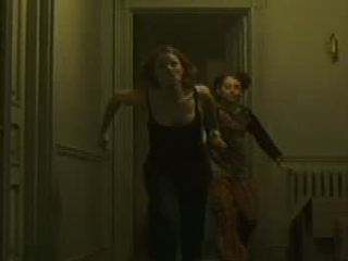 The Panic Room Scene People In The House