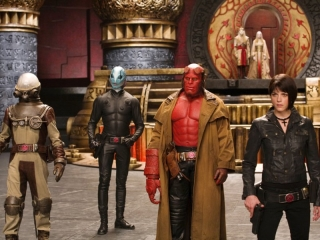 Hellboy 2 The Golden Army Italian