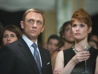 Quantum Of Solace Italian