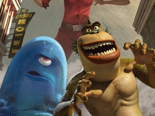 Monsters Vs Aliens Italian