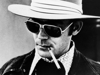 Gonzo The Life And Work Of Dr Hunter S Thompson Uk