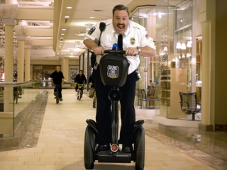 PAUL BLART MALL COP (UK)