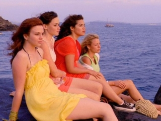 THE SISTERHOOD OF THE TRAVELING PANTS 2 (UK)