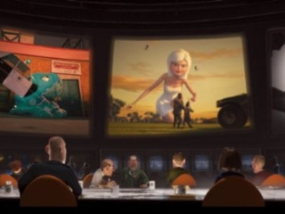 Monsters Vs Aliens Uk