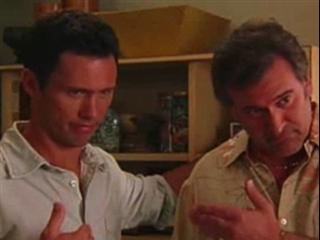 BURN NOTICE: FRIENDS AND FAMILY